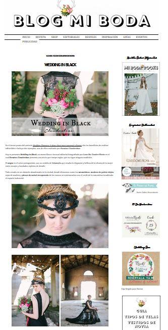 Blog Mi boda